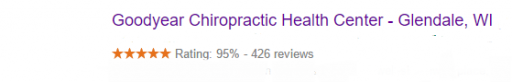 Goodyear Chiropractic Review